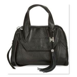 Aimee Kestenberg leather Madison satchel bag pebbl